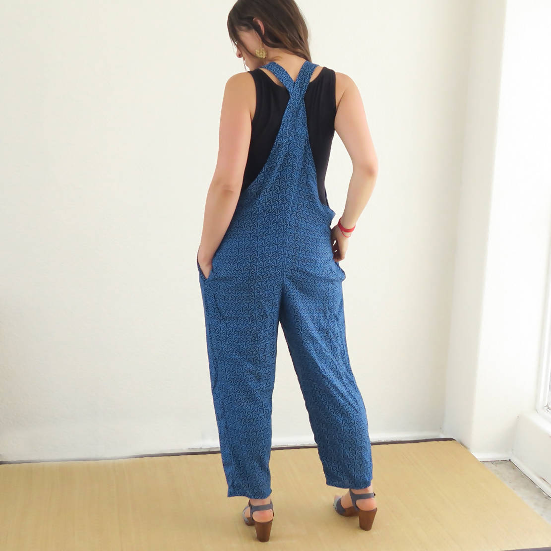 JUMPSUIT CRUCES