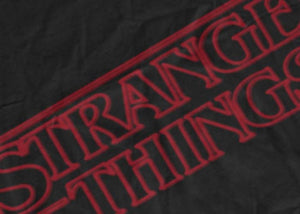 Playera Stranger Things Logo