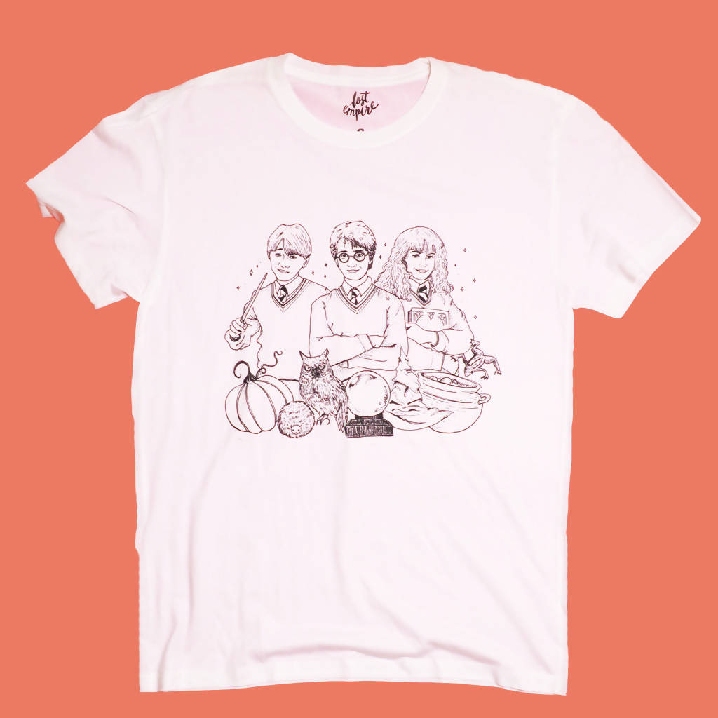 """The Trio"" T-Shirt"