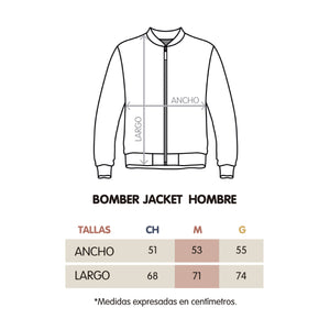 DREAMING BOMBER JACKET