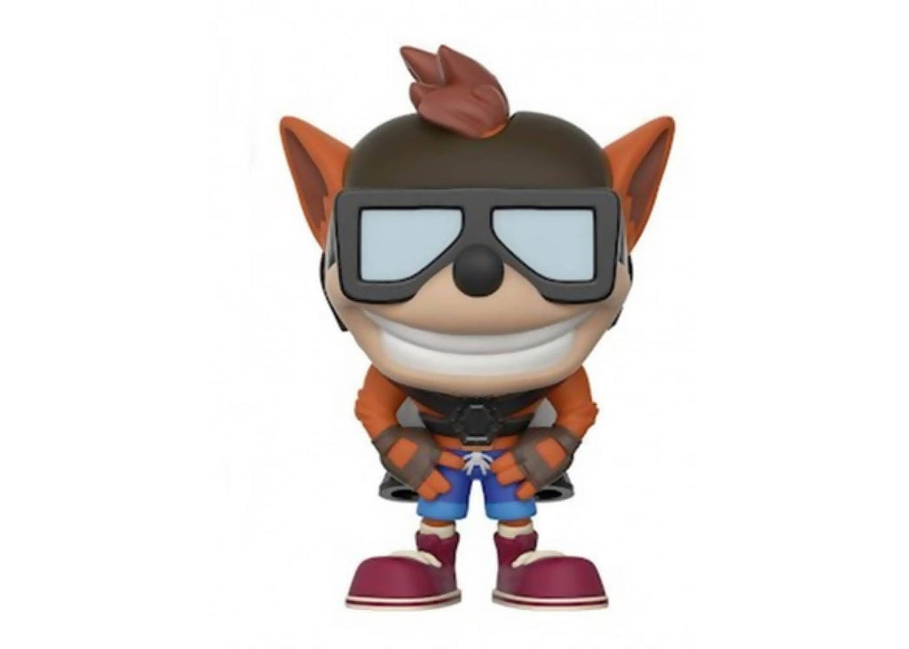 Funko Pop - CRASH BANDICOOT con Jetpack