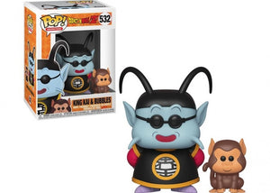 Funko Pop - KING KAI y Bubbles