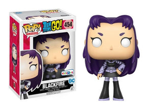 Funko Pop - BLACK FIRE