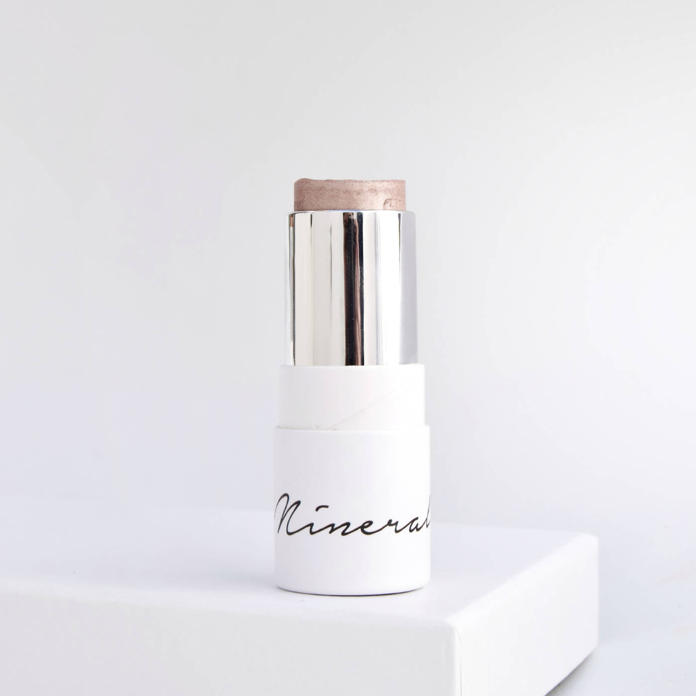 Iluminador Facial Rose Gold