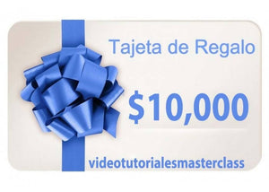 Gift Card 10,000