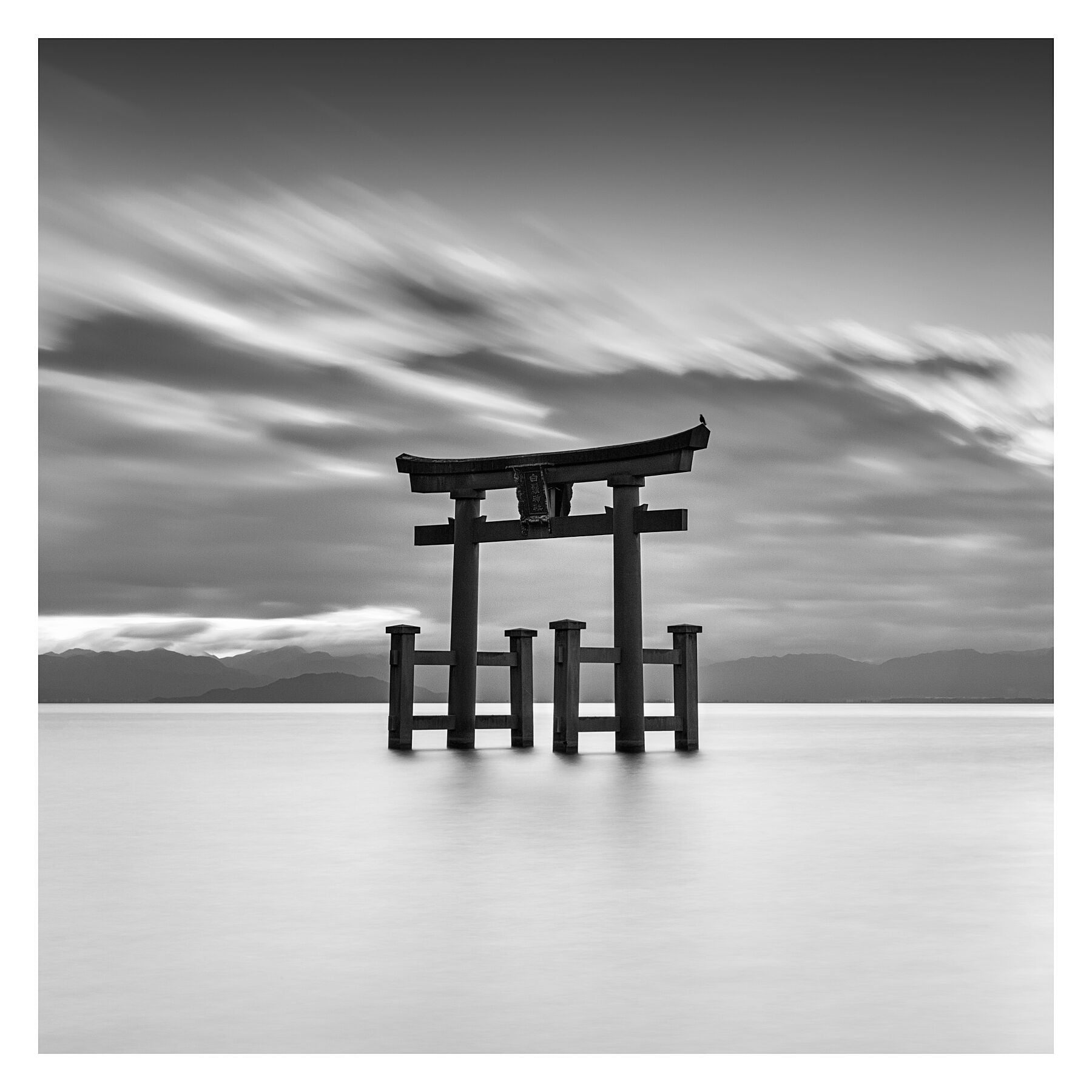 Sweeping Torii Skies