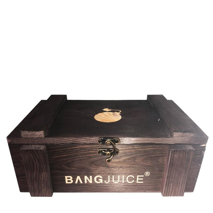 BangJuice® Loot Box Lasered - Brown - Limited Edition