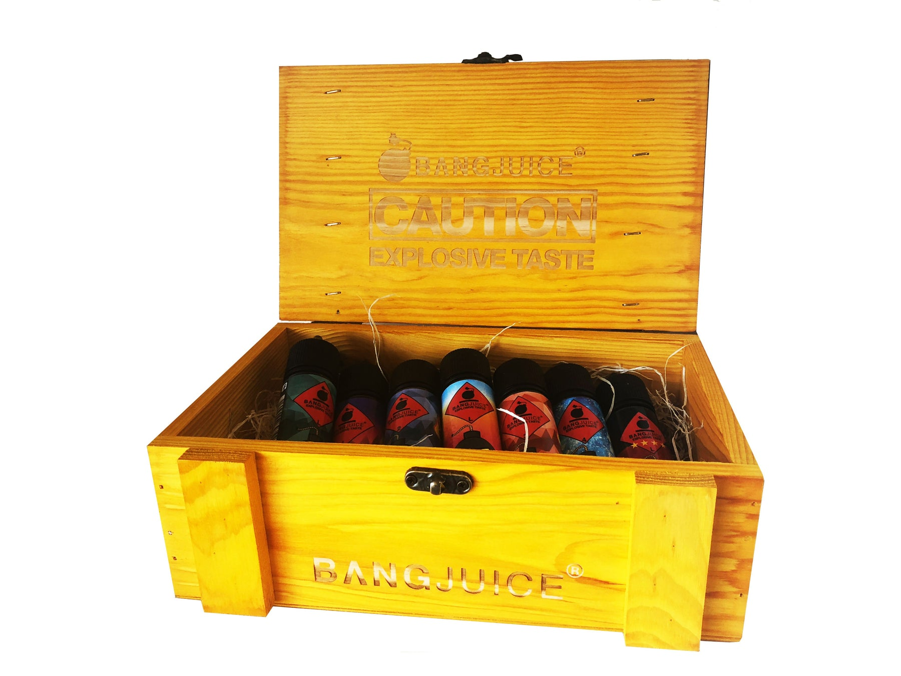 BangJuice® Loot Box Lasered - Radioactea - Limited Edition
