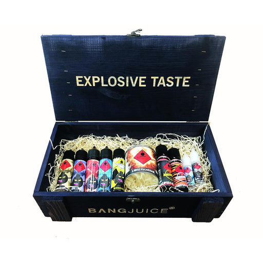 BangJuice® Loot Box XL - Blue