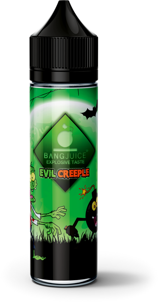 BangJuice® Evil Creeple - Halloween Edition