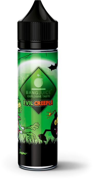 BangJuice® Evil Creeple - Halloween Edition Shortfill - 50ml 0mg
