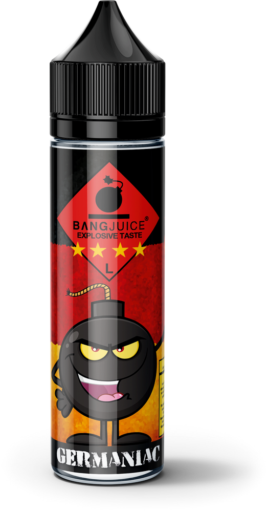 BangJuice® Germaniac (Limited Edition)