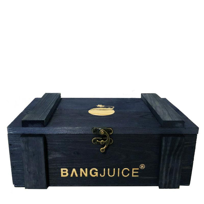 BangJuice® Loot Box Lasered - Blue - Limited Edition