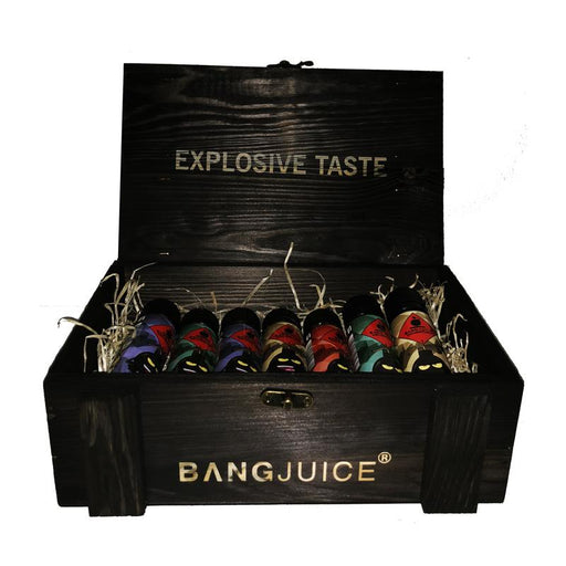 BangJuice® Loot Box Lasered - Black - Limited Edition