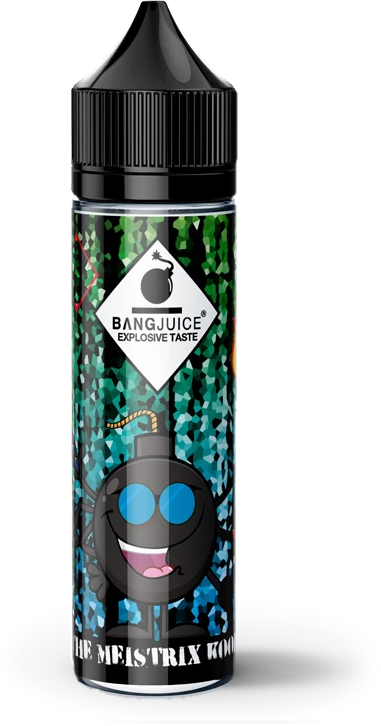 BangJuice® The Meistrix Kool (Limited Edition) Shortfill - 50ml 0mg