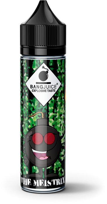 BangJuice® The Meistrix (Limited Edition) Shortfill - 50ml 0mg