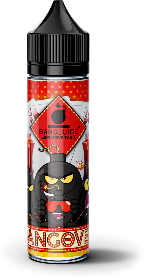 BangJuice® The Bangover - Las Vegas Edition Shortfill - 50ml 0mg