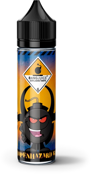 BangJuice® Tropenhazard Kool Shortfill - 50ml 0mg