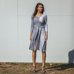 DIANA long sleeve dress