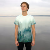 FOREST All-Over Print Men's T-Shirt