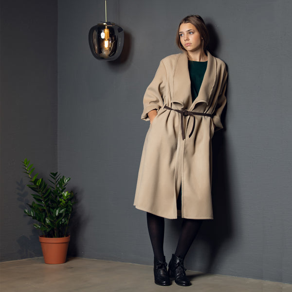Wrap Coat ADA with Pockets
