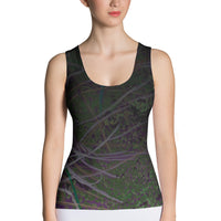 VISIONS Sublimation Cut & Sew Tank Top