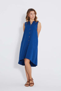 Bamboo Button Dress