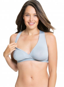 Serenity Wireless Moulded Sleep & Nursing Bra