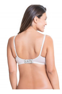 Viva Flexi Wire Plunge T-Shirt Nursing Bra