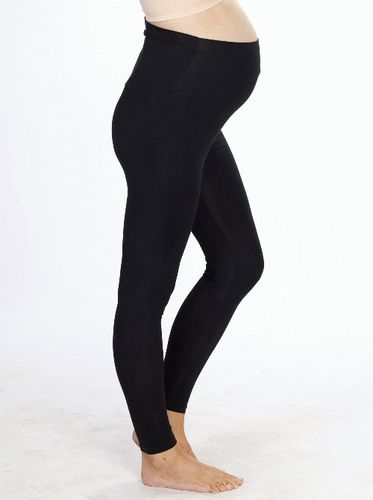 Full Length Luxury Leggings - Dark Grey Marle