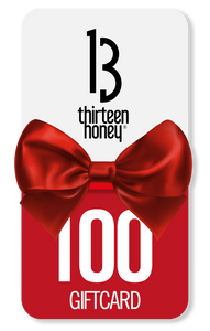 13 Honey Gift Card