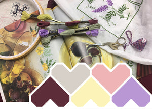 Colour Inspiration July ~ 'Crafty'