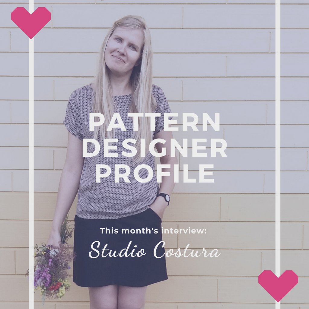 Pattern Designer Profile ~ Studio Costura