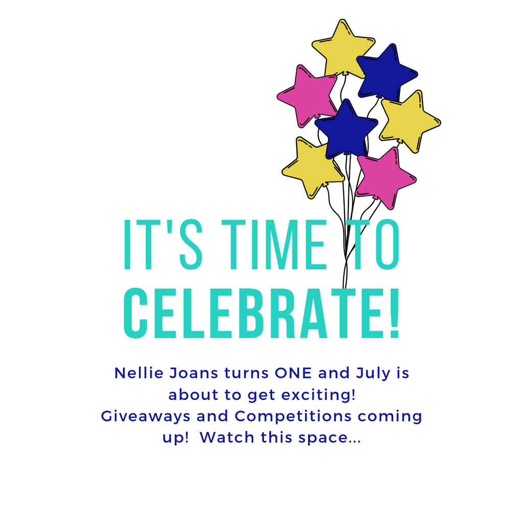 Competition Details ~ First Birthday Celebrations!