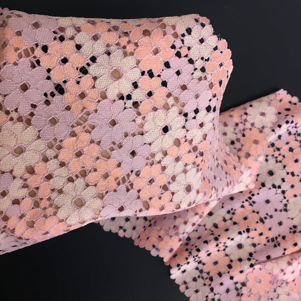 Stretch Lace ~ Candy Meadow