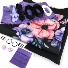 Underwire Kit ~ Dogwood and Lilacs