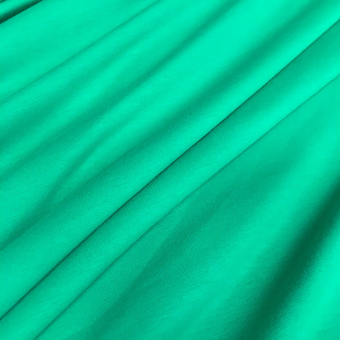 Cotton Lycra ~ Emerald