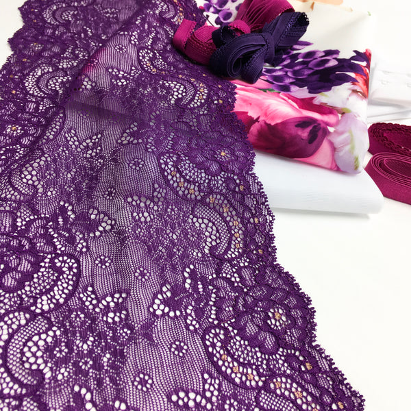 Underwire Kit ~ Purple Bouquet
