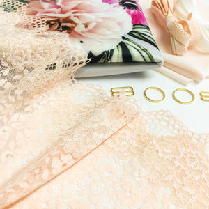 Underwire Kit ~ Peach Rose
