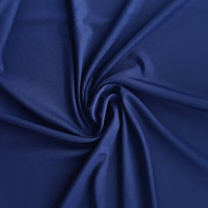 powernet navy bra band fabric
