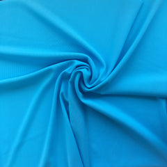 powernet turquoise bra band fabric