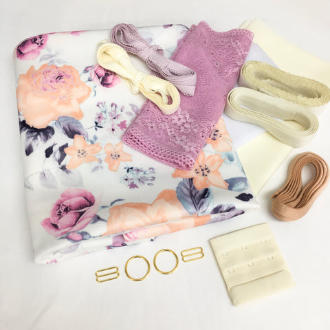 Underwire kit ~ Sweet Floral