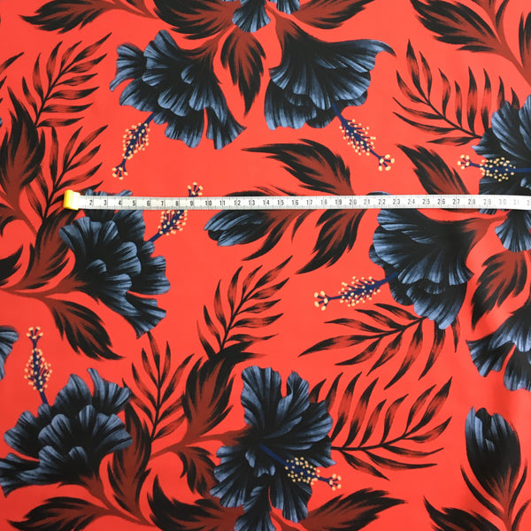 Andrea Muller Collection 2020 ~ Hibiscus Red