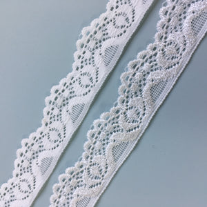 Stretch Lace - 25mm