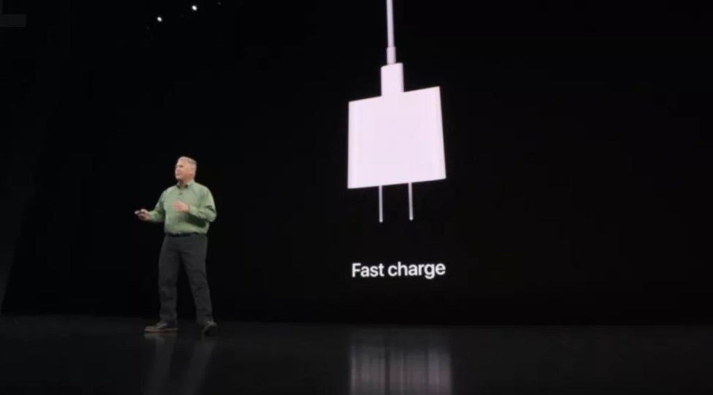 What is the fast charging technology at the iPhone11 conference? Which models of iPhone can be charged quickly?