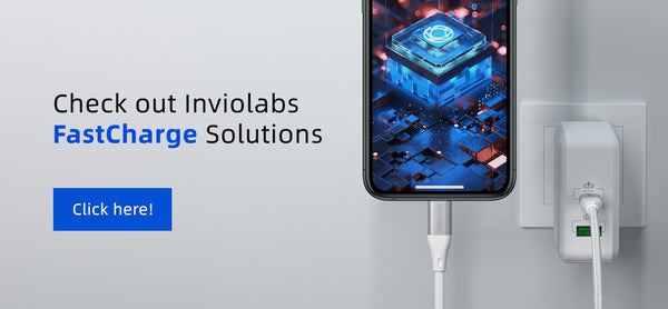Inviolabs FastCharge Solutions