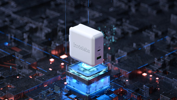 Inviolabs FastPort Dual Port Charger