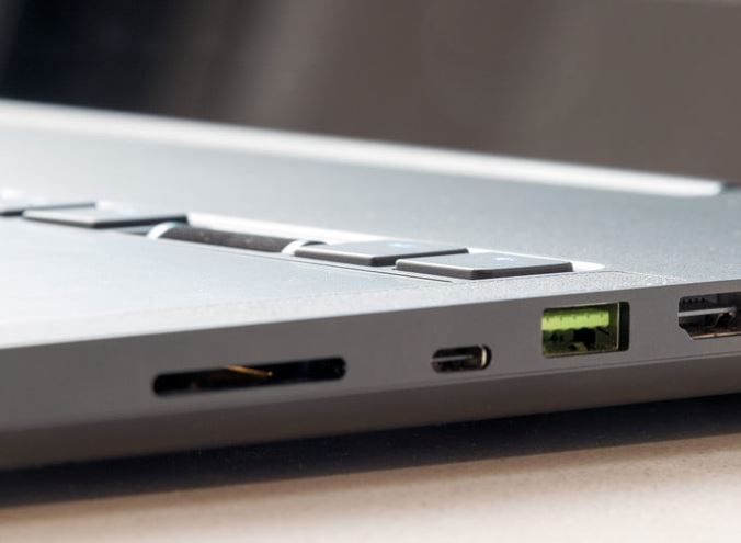 Inviolabs USB-C Port