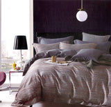 Malako Adore 100% Cotton Wine Abstract Bedding Set