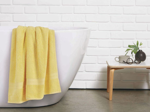 Malako Towels 100% Cotton Bumblebee Towels